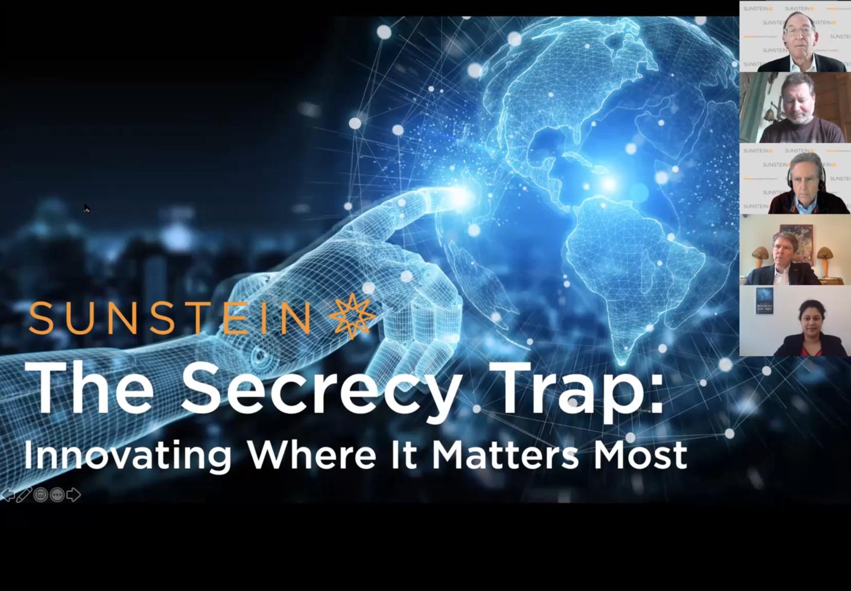 Sunstein Webinar Cover